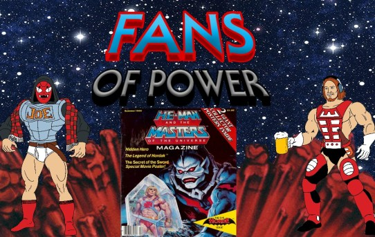 Fans of Power #244 - Flippin' Through Issue #3 Of The Masters Of The Universe Magazine!