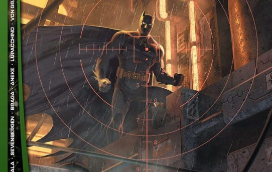 Future State: The Next Batman #2 (2021) Review