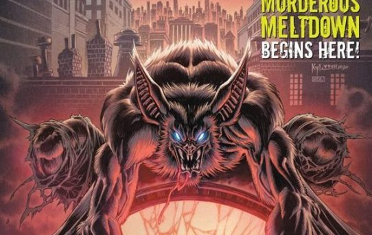 Man-Bat #1 (2021) Review