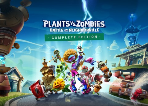 EA Announces Plants vs. Zombies: Battle For Neighborville™ Complete Edition Blasts Onto The Nintendo Switch™ March 19