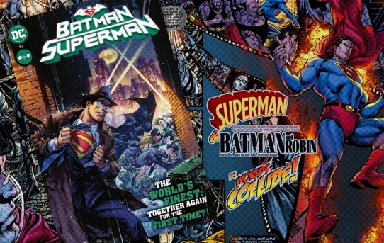 Batman - Superman #17 (2021) Review