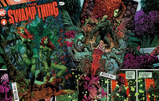 Swamp Thing #3 (2021) Review