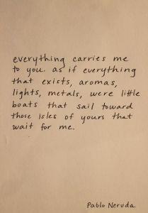 Love Poems of Pablo Neruda
