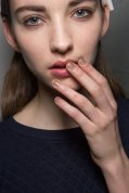 Narciso-Rodriguez-Fall-2015 Neautral See Through Deborah Lippman