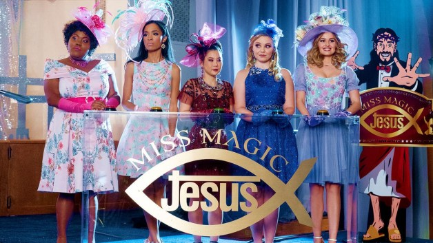 Image result for miss magic jesus