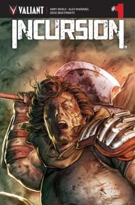 Incursion #1 by Alex Paknadel and Doug Braithwaite
