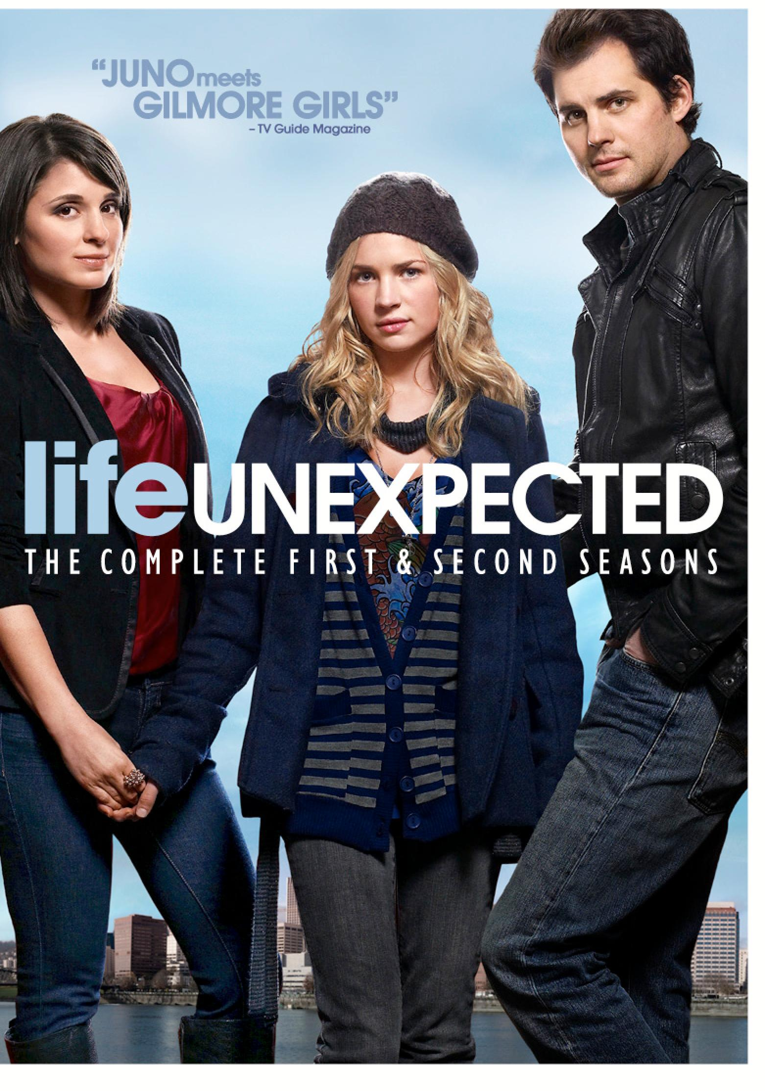 Image result for life unexpected first and second seasons