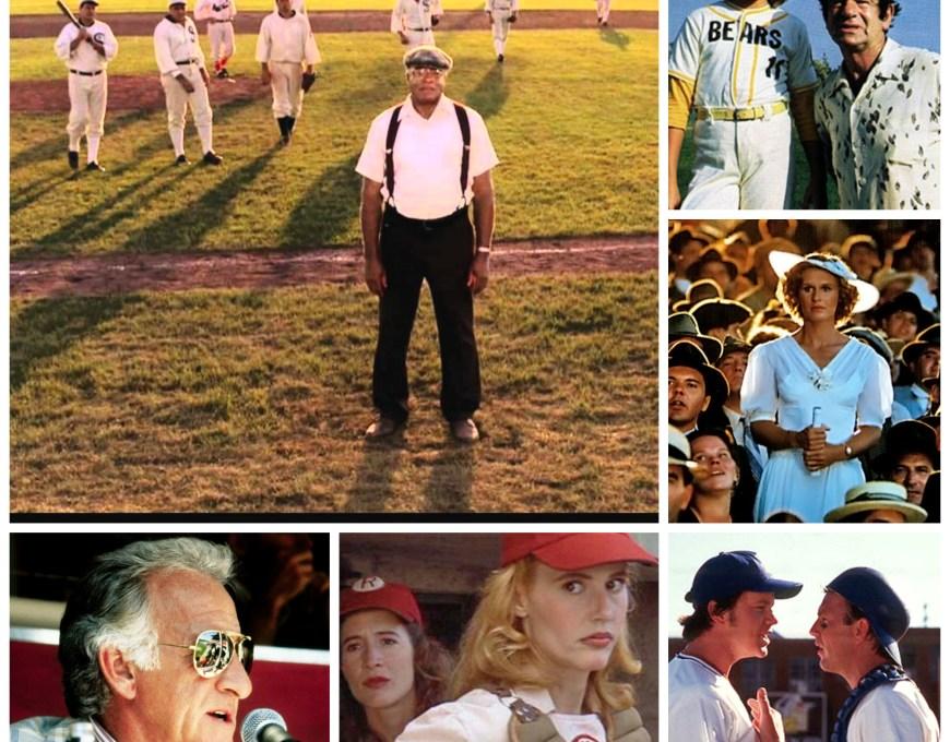 America's Favorite Baseball Movies
