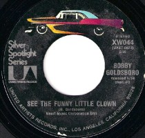 """Bobby Goldsboro, """"See the Funny Little Clown"""""""