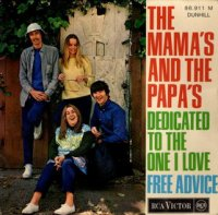 "The Mamas & the Papas, ""Dedicated to the One I Love"""