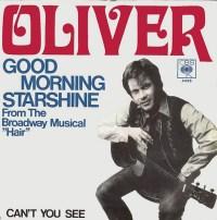 "Oliver, ""Good Morning Starshine"""