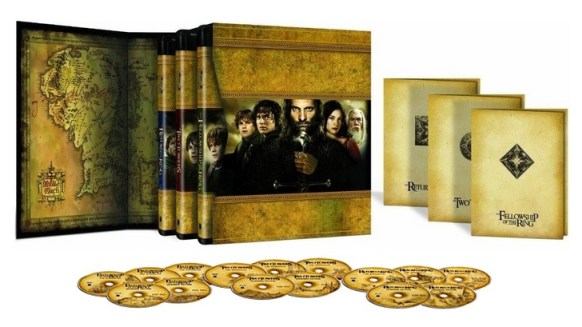 Dvd talk > reviews > the lord of the rings trilogy: extended.