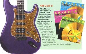 AM Gold advertisement
