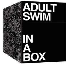 Adult Swim in a Box 3D Box