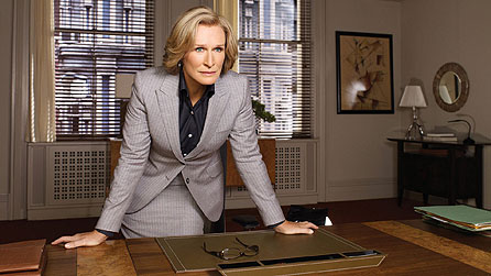 Damages Glenn Close