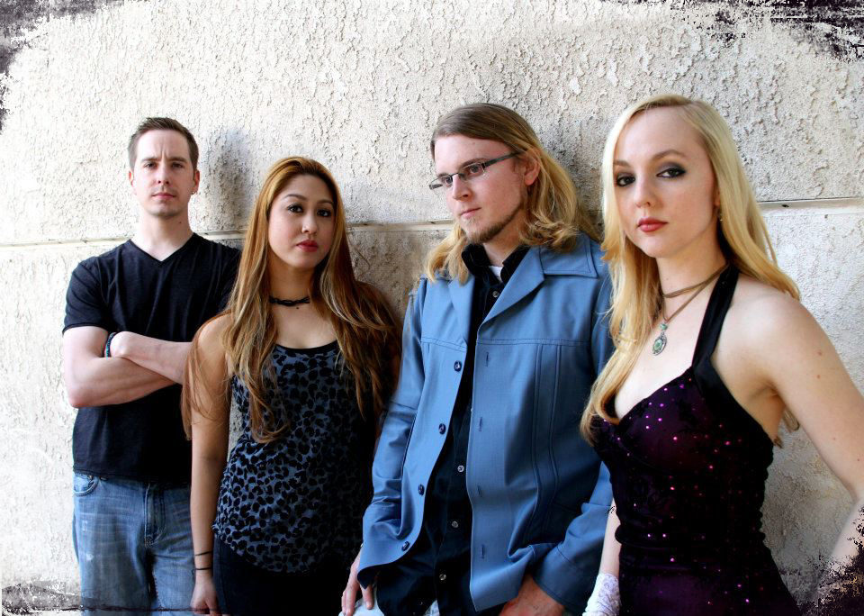 The Dreaming Society Band Photo
