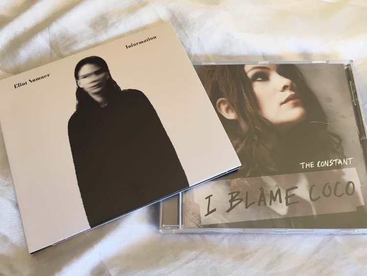Eliot Sumner CDs