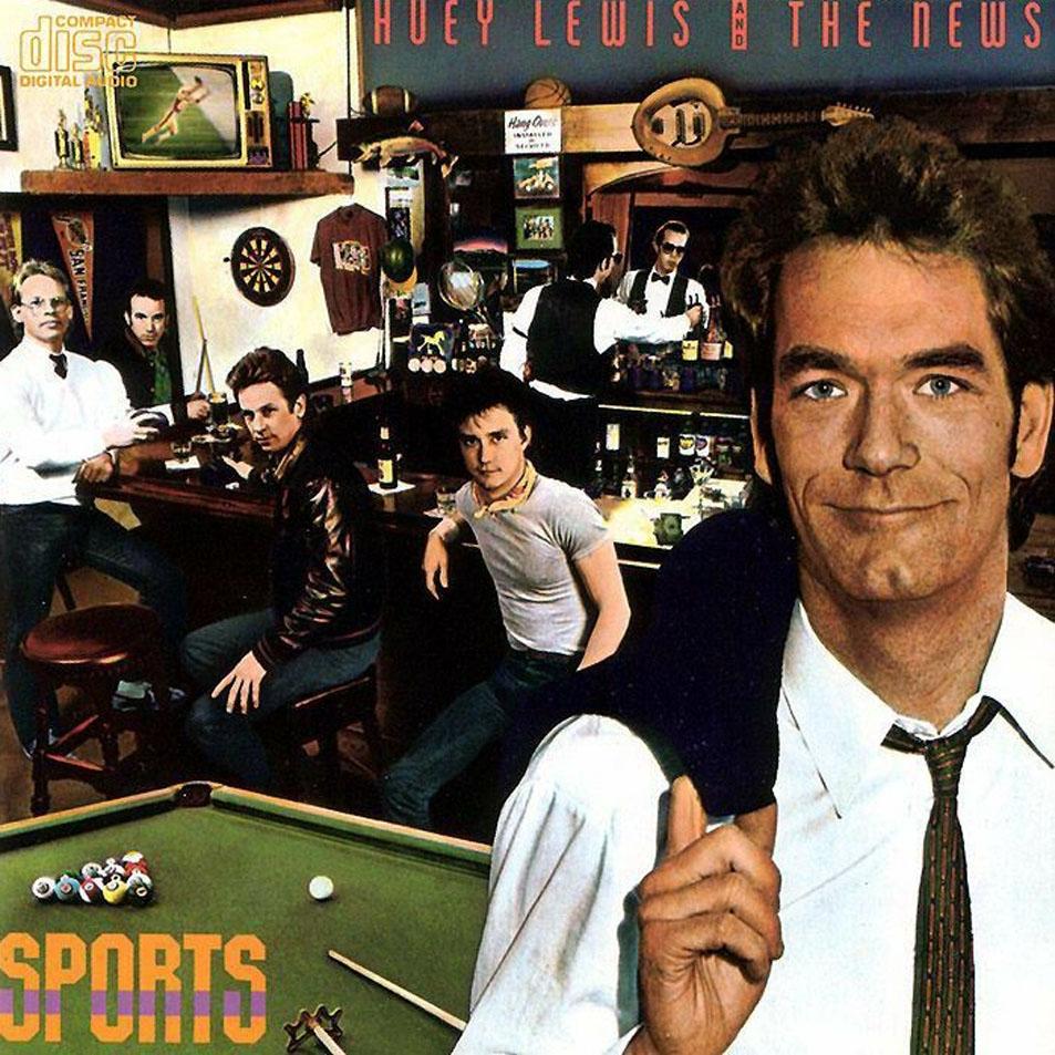 Huey Lewis and the News - Sports - Amazon.com Music