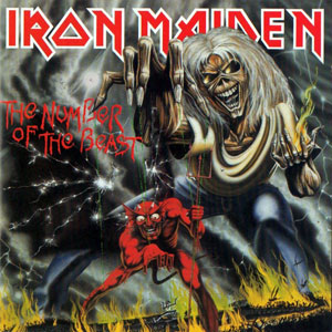 "Iron Maiden, ""The Number of the Beast"""