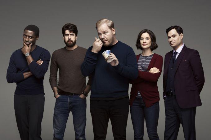 Jim Gaffigan Show Cast