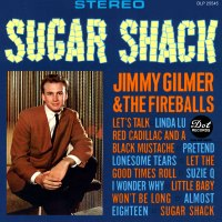 "Jimmy Gilmer and The Fireballs, ""Sugar Shack"""