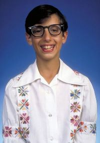 Patrick Carney As A Young Boy