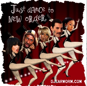 Just Dance to New Order