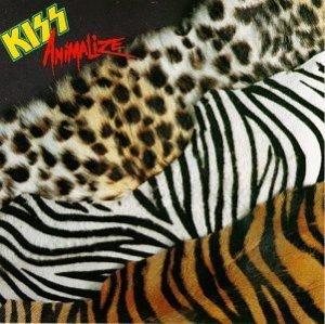 KISS Animalize
