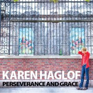 Karen Haglof Perserverance cover