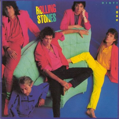 The Rolling Stones -- Dirty Work