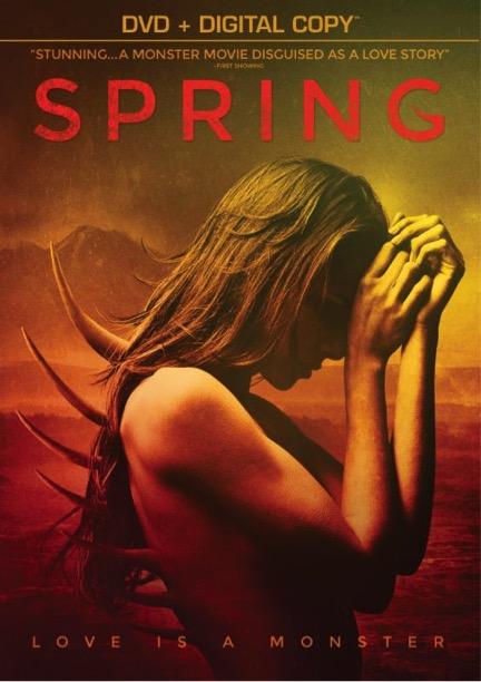 Spring dvd