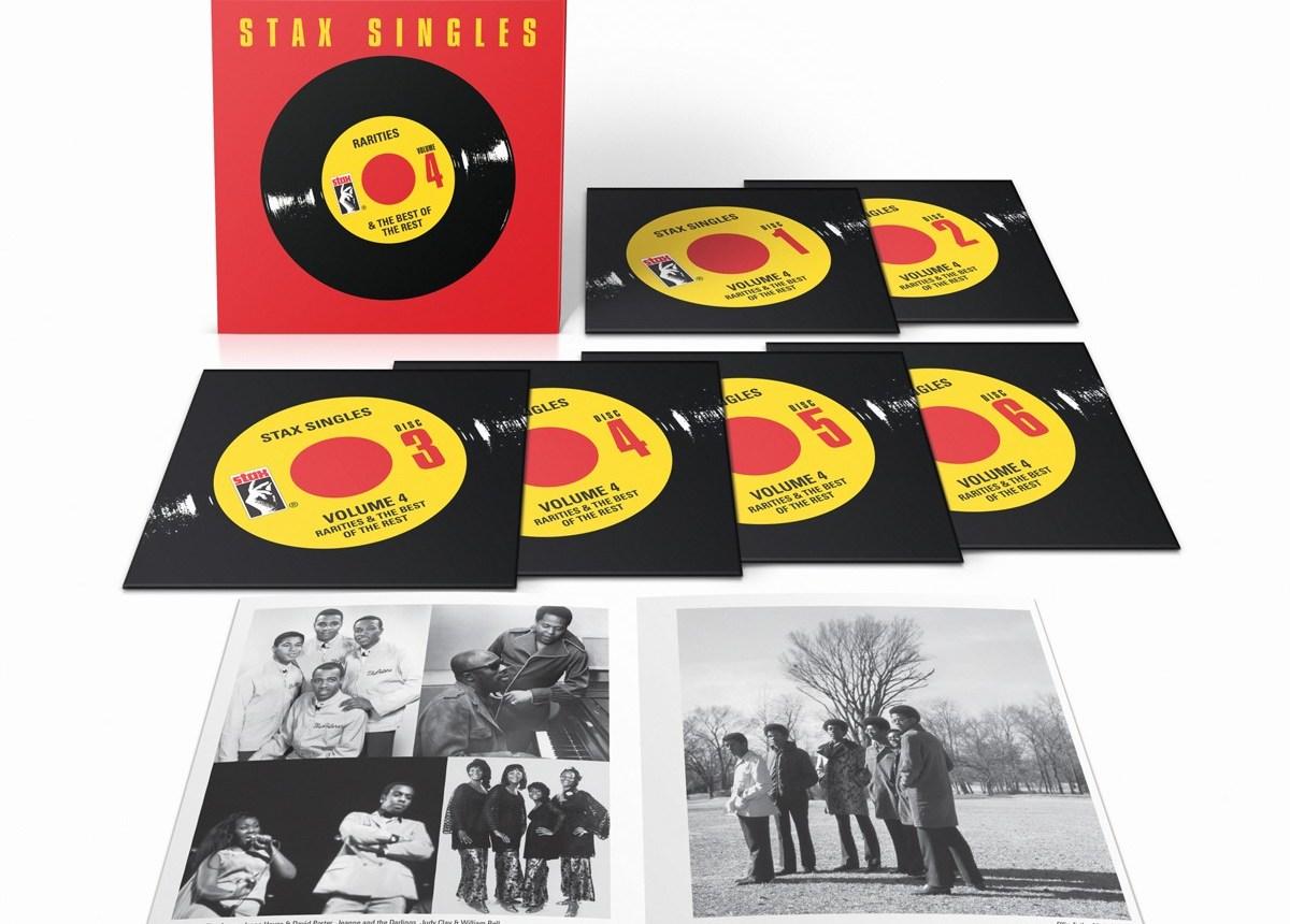 Stax Singles, Vol. 4