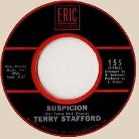"""Terry Stafford, """"Suspicion"""""""