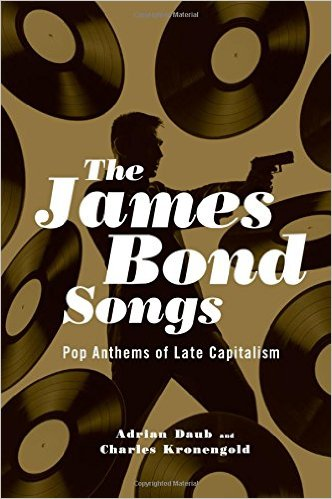 The James Bond Songs Book Cover