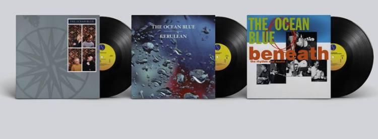 The Ocean Blue on Vinyl