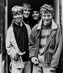 The_La's_in_1990