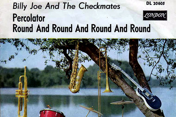 "Before We Was Fab: Billy Joe & the Checkmates, ""Percolator (Twist)"""
