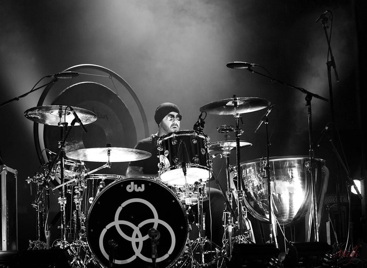 Jason Bonham - photo credit: Frank Melfi