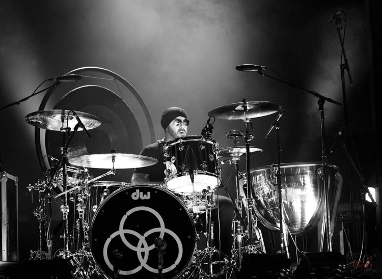 Jason Bonham - photo credit: Frank Melfi