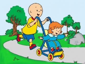 Listmania: Five Reasons Why Caillou Is Bald