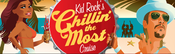 Kid Rock's Chillin' the Most Cruise