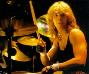 Clive Burr (Iron Maiden)
