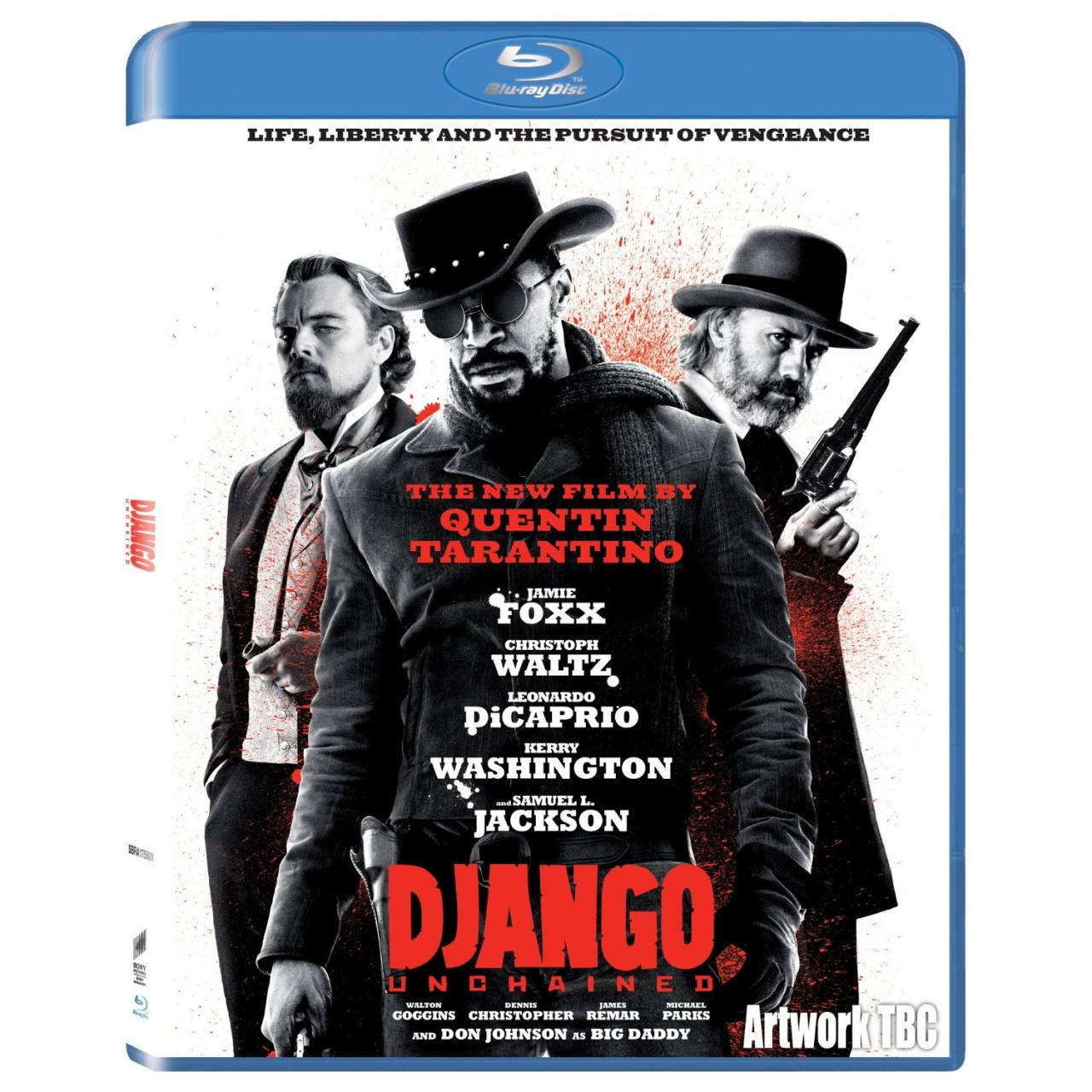 "Blu-ray Review: ""Django Unchained"""