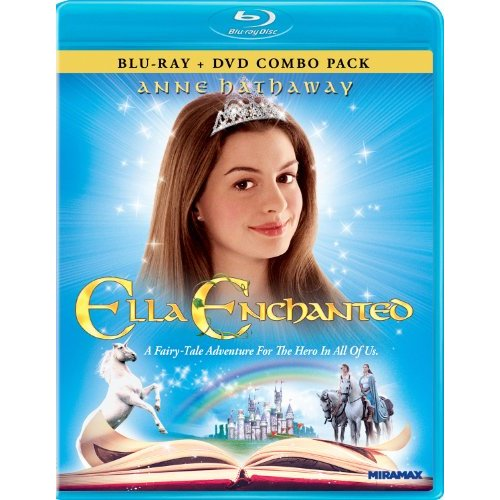 """How Anne Hathaway Threw A Fit When She Discovered That: Blu-ray Reviews: """"The Princess Bride-25th Anniversary"""