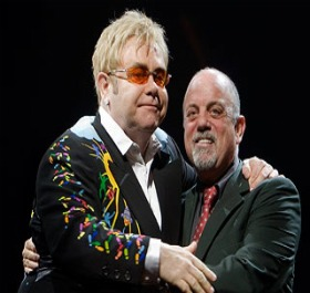 Elton and Billy, like Peanut Butter & Jelly