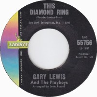 "Gary Lewis & The Playboys, ""This Diamond Ring"""