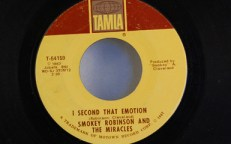 "Smokey Robinson and The Miracles, ""I Second That Emotion"""