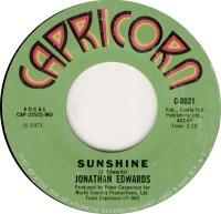 """Jonathan Edwards, """"Sunshine"""""""