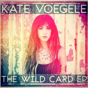 Kate Voegele Wild Card EP