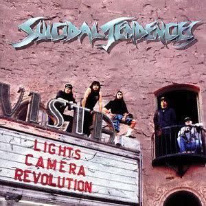 """Suicidal Tendencies """"Lights...Camera...Revolution"""""""